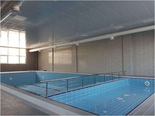 Havuz Havalandırma ve Nem Alma Sistemleri Ankara