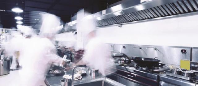 Mutfak Havalandırma Sistemi